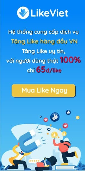 tăng like Facebook